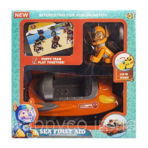 Щенячий патруль Морской патруль,  Зума,  детская игрушка
