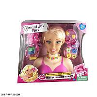 Кукла манекен для причесок блондинка