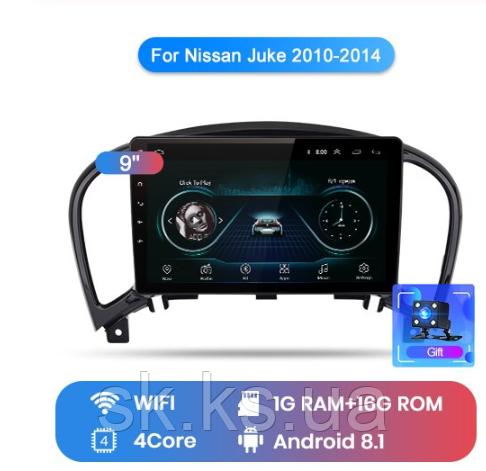 Junsun 4G Android магнитола для Nissan Juke 2010 2011 2012 2013 2014  wifi