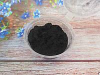 Ворсовой порошок (бархатная пудра, флок) ЧЕРНЫЙ, 3 грамма