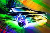 Выбор пневматического краскопульта для покраски авто