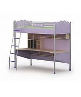 Ліжко-горище + стіл Silvia Si-16-1
