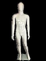 Манекен чоловічий білий розпродаж, фото 1