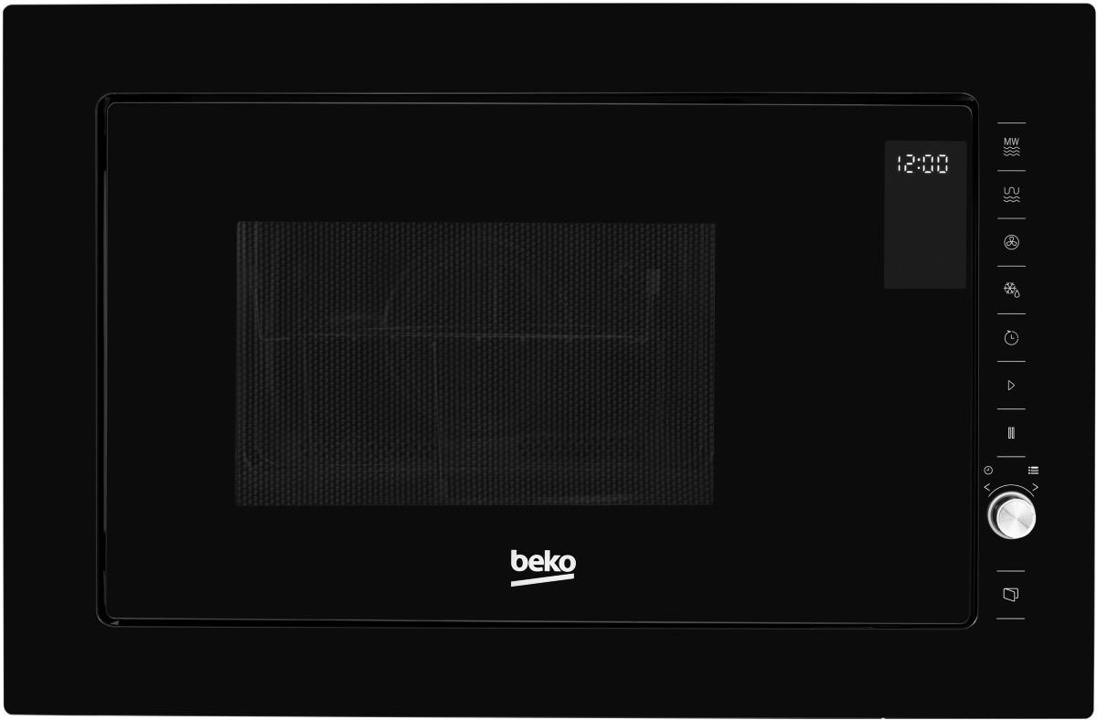 Встраиваемая микроволновая печь BEKO MCB25433BG [900W, Гриль]