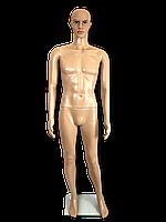 Манекен чоловічий тілесний, фото 1