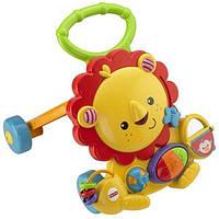 Каталка-ходунки 869-52 Baby Walker, лев