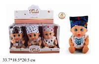 Кукла-пупс 23см AD6601-C3 муз.3в. /16/96/ (AD6601-C3)