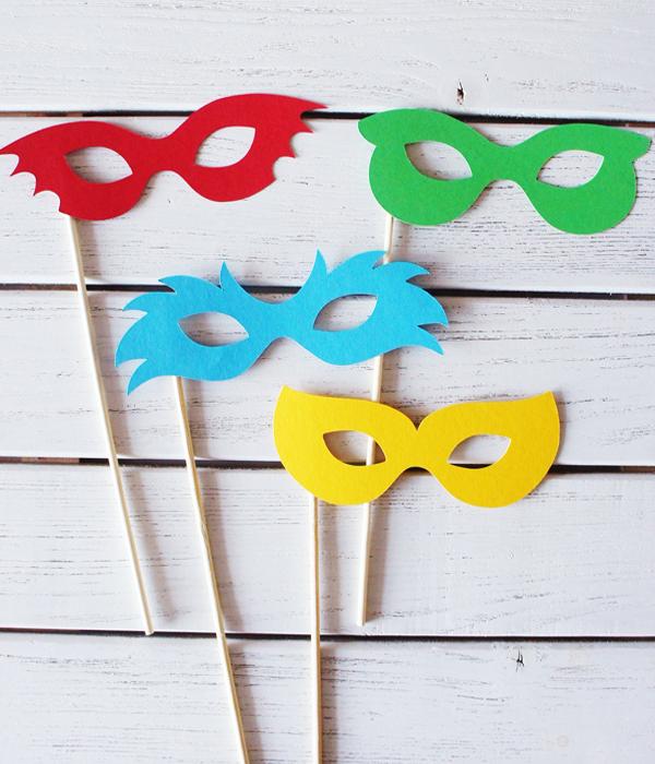 Карнавальные маски для праздника