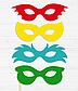 Карнавальные маски для праздника, фото 2