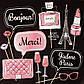 """Набор аксессуаров для фотосессии """"Paris fashion"""", фото 4"""