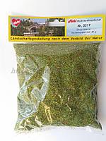 """Heki 3317 Присыпка для диорам """"луговая трава светлая"""", 85 гр, масштаба G, 0, H0, TT, N, Z"""