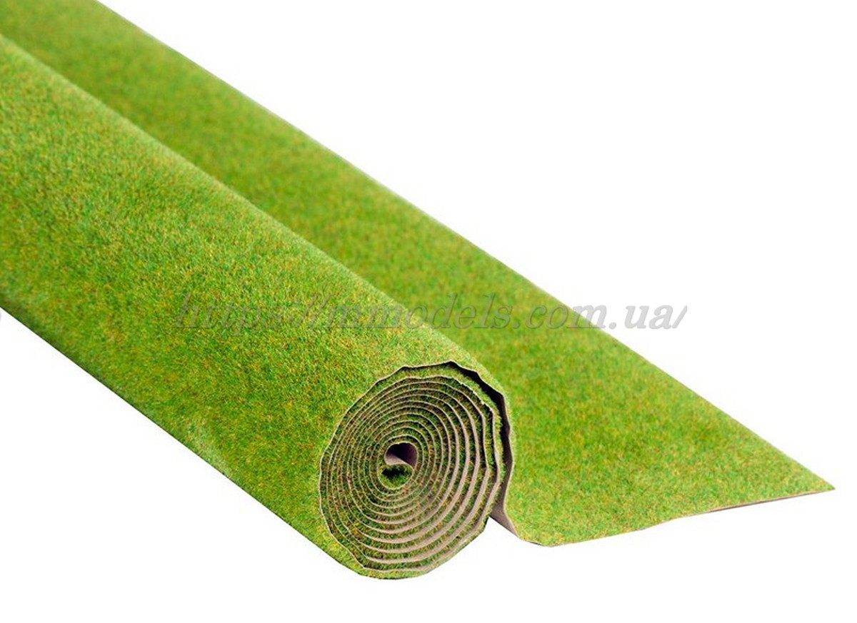 "Noch 00260 Травяной коврик "" Весенний луг "", размер 120x60см, масштаба масштаба G, 0, H0, TT, N"