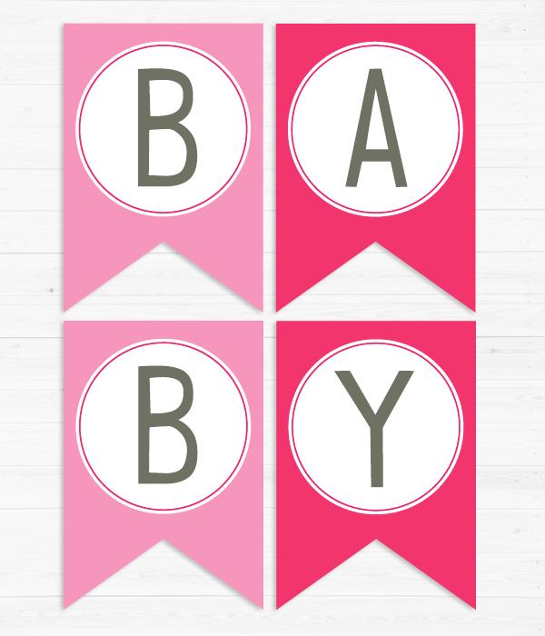 """Гирлянда """"Baby"""""""