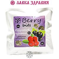 Фруктовые шарики Клюква-смородина, 60 г, Эко-Снэк