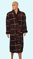 Халат Цветной мужской шаль пушистик(Софт) фирмы MASSIMO MОNELLI