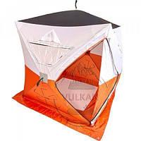 АКЦИЯ! Палатка-куб зимняя Norfin Hot Cube 2 (147 х 147 х 167)