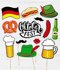 """Набор аксессуаров для фотосессии """"Oktoberfest"""""""
