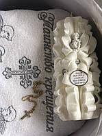 Набор шикарных резных свечей на обряд Крещения!, фото 1