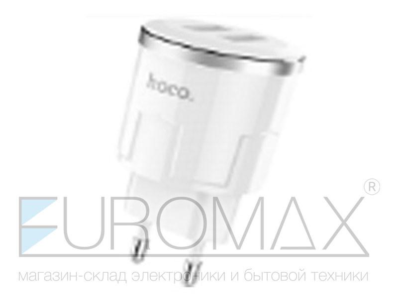 Зарядное устройство 220В USB Hoco (уп. 30шт) 126шт C38A