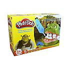 Игровой набор Пластилин для лепки Play-Doh Стоматолог Шрек Мистер Зубастик scs scs, фото 2