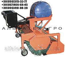 Щетка дорожная (коммунальная) к телескопическим погрузчикам