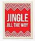"""Новогодний постер """"Jingle all the way"""", фото 2"""
