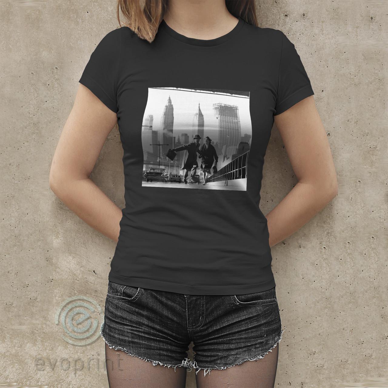 Услуги печати на футболках дропшиппинг