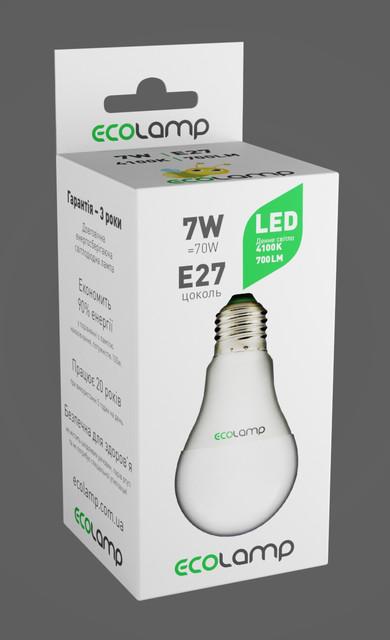 LED лампы STANDART (3 года гарантия)