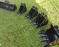 Землеройный ковш для экскаватора от 1 до 2 тонн