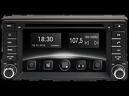 Штатная автомагнитола Gazer CM6006-L10 (Nissan Livina (L10), 2013-2016)