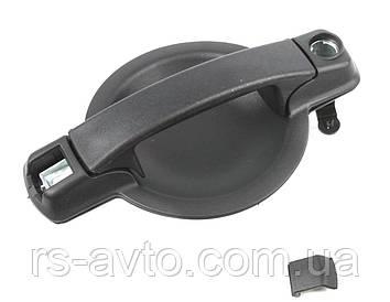 Ручка двери (боковой, снаружи) (R) Fiat Doblo, Фиат Добло , Cargo 01- 735309962
