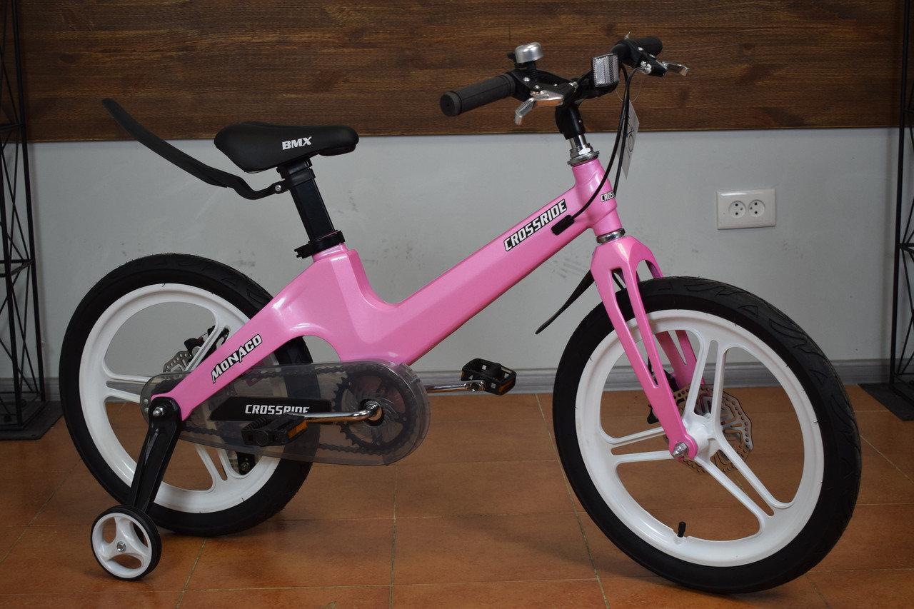 """Детский велосипед 18"""" Crossride Monaco (Ardis)"""