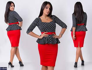 Платье O-8548