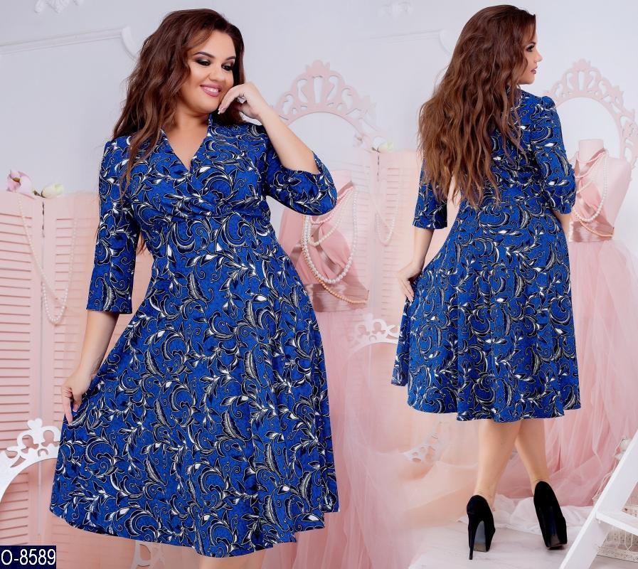 Платье O-8589
