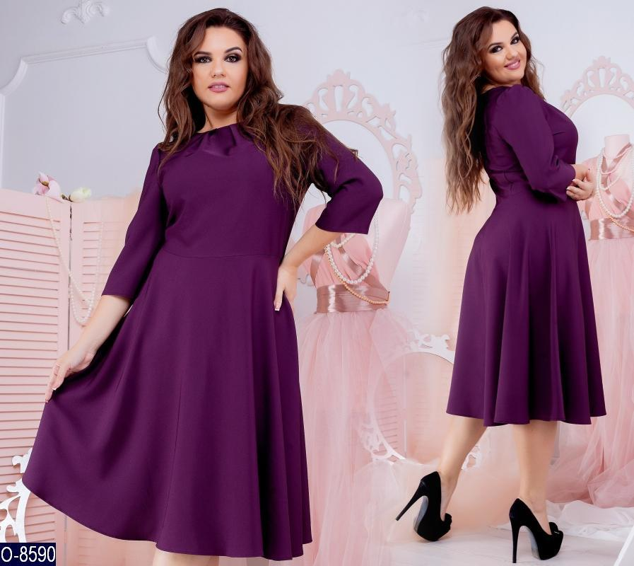 Платье O-8590