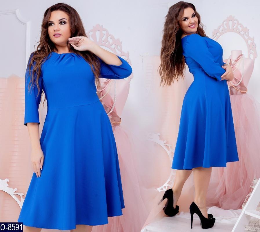 Платье O-8591