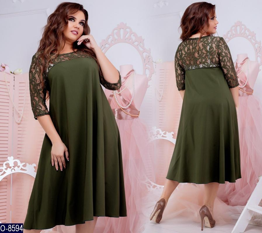 Платье O-8594