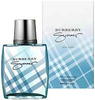 Мужская парфюмированная вода Burberry Summer - 100 мл (светло голубая коробка), фото 1