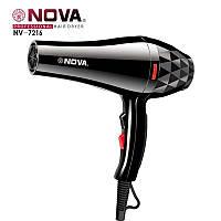 Потужний фен для волосся Nova NV-7216 3200 Вт, фото 1