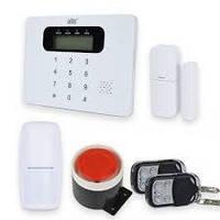 Комплект беспроводной GSM сигнализации ATIS Kit GSM 100 со встроенной клавиатурой