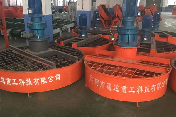 Вертикальный дисковый смеситель для удобрений Tongda Fertilizer Machine