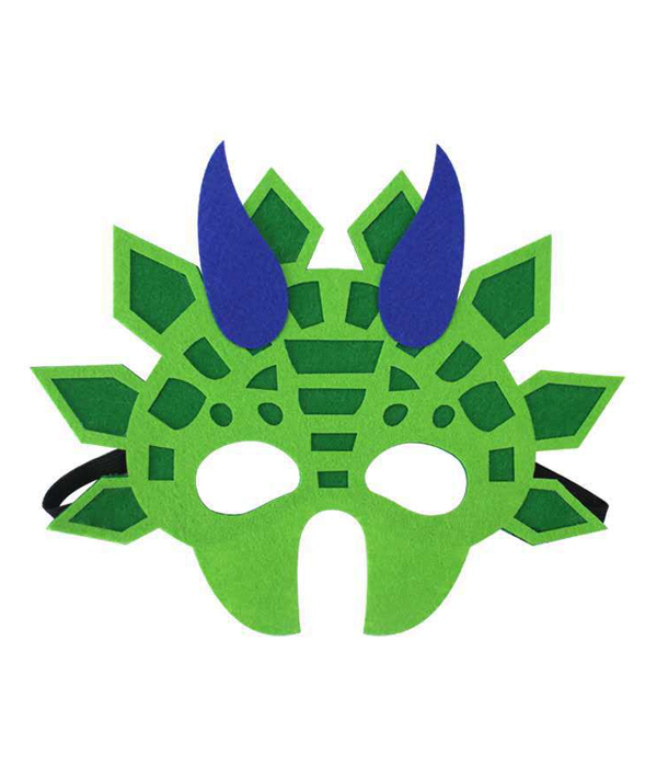 """Детская маска """"Динозавр"""""""