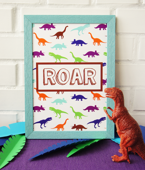 "Постер ""ROAR"""