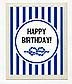 """Постер в морском стиле """"Happy Birthday!"""", фото 2"""