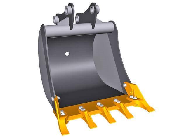 Ковш для экскаваторов-погрузчиков 760 мм Impulse