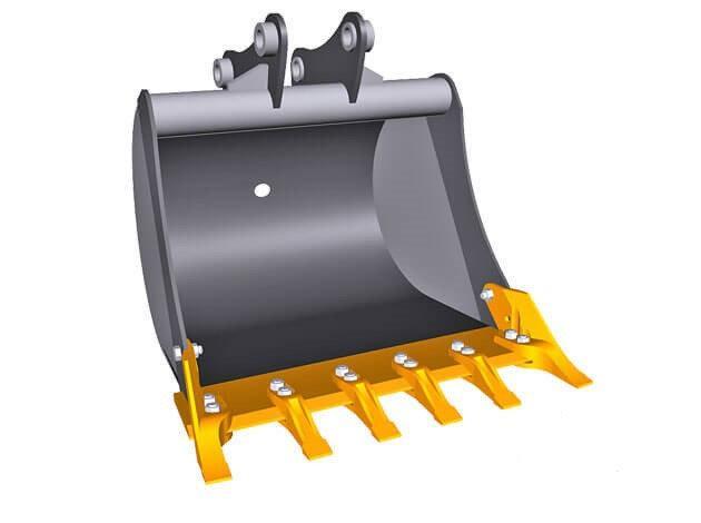 Ковш для экскаваторов-погрузчиков 920 мм Impulse