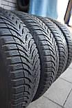 Шины б/у 205/55 R16 Michelin Alpin A4, ЗИМА, 6 мм, комплект, фото 2
