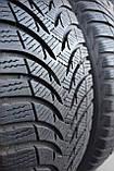Шины б/у 205/55 R16 Michelin Alpin A4, ЗИМА, 6 мм, комплект, фото 3