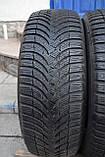Шины б/у 205/55 R16 Michelin Alpin A4, ЗИМА, 6 мм, комплект, фото 5