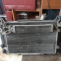 конденсатор кондицыонера.Радиатор охлаждения мерседес а169
